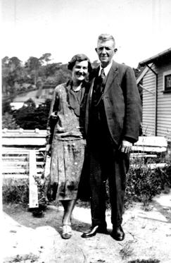 Arthur and Ellen Wellington New Zealand 1933.JPG