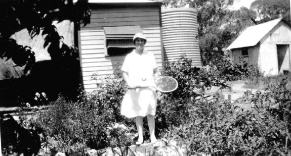 Ella at Brookville Boho 1927.JPG